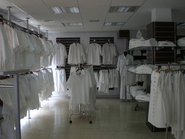 pracovní odevy