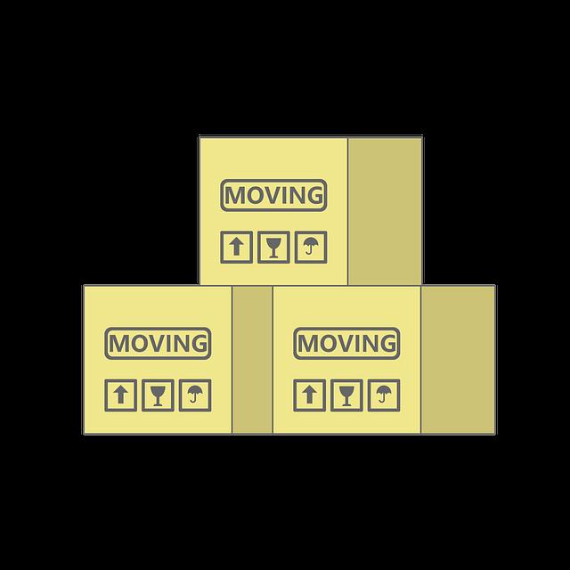krabice s označením