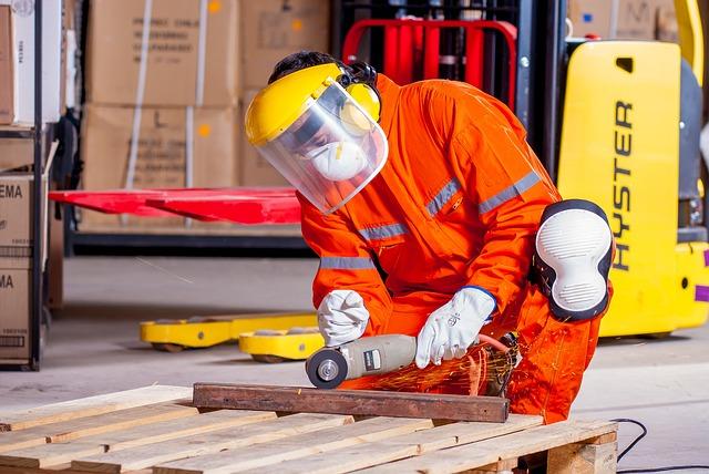 bezpečnost práce