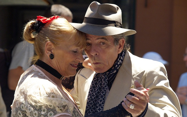 tanec tango