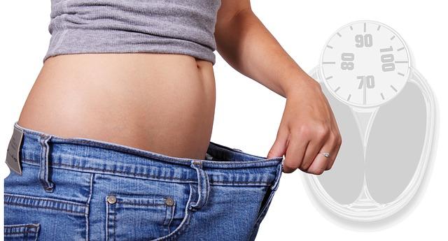úbytek váhy