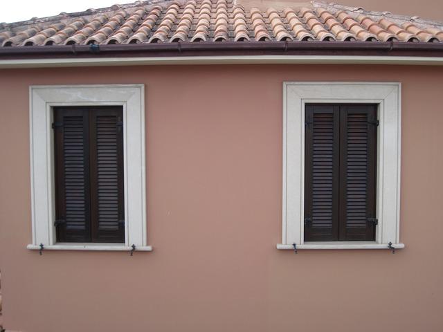 klasický dům
