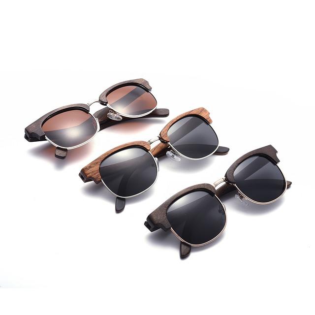 tmavé brýle