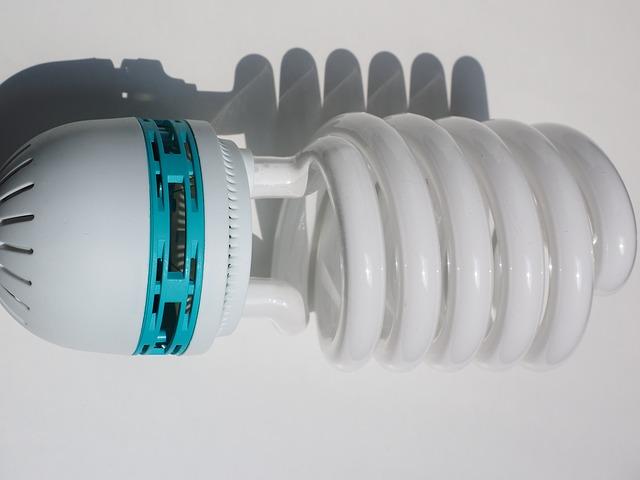 energická žárovka