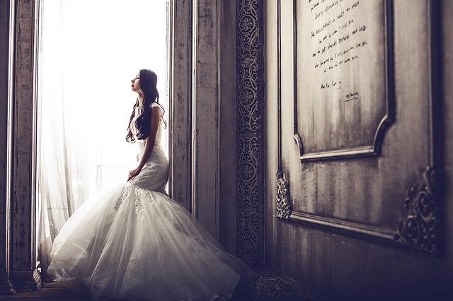 svatevní šaty