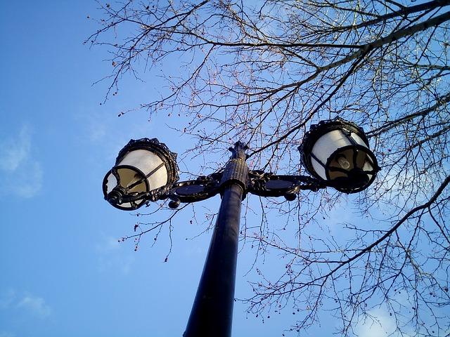 osvětlení pouliční